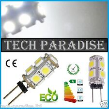 2x Ampoule 9 Led SMD 5050 G4 12V DC Dimmable 3W blanc froid SDB HOTTE...