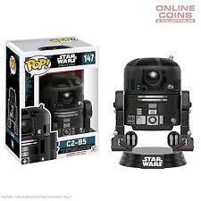 Star Wars Rogue One - C2-B5 Pop! Vinyl Figure - BNIB!