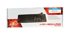 JOY SYSTEMS XS-108 Easy Slim USB WIRED KEYBOARD