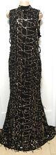 Womens Plus Maxi Dress 3X New Black Long 22 24 XXXL NWT Gorgeous Holiday Deal