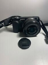 Sony Nex 3n Camera W/ Sony Selp 1650 Lens (Needs Battery And Charger)