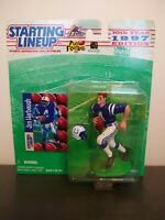 Jim Harbaugh - Starting Lineup Indianapolis Colts NFL Kenner 1997