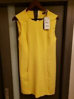 Zara Woman Yellow Spring Dress - Sz XS