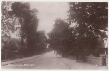 Flower Lane, Mill Hill, London, Kentfield RP Postcard B771