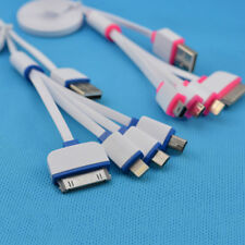 Universal 4 in 1 USB cable multi charger line for mobile phone New_TI