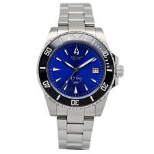 Aquacy 1769 Hei Matau Men's Automatic 300M Blue Diver Watch 1769.BL.B.S   Miyota