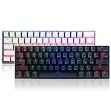 (READ DESCRIPTION) 60% Mechanical Keyboard Full RGB