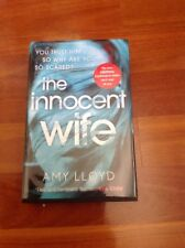 INNOCENT WIFE-AMY LLOYD- Signed 188/750 Copies. First Edition. Free Post In AUS