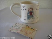 """New Gnomy's Diaries by Annekabouke Angel of the Month """"February"""" Sm Coffee Mug"""
