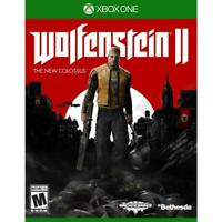 Wolfenstein II: The New Colossus Xbox One New