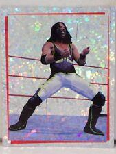 WWF SMACKDOWN WRESTLING STICKER 100 X-PAC FOIL MAGIC BOX 2000 ALBUM WWE SHINY