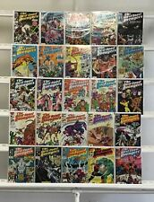 West Coast Avengers Marvel  25 Lot Comic Book Comics Set Run Collection Box1