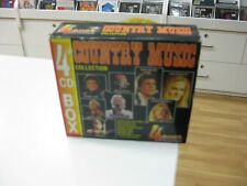 COUNTRY MUSIC COLLECTION BOX 4CD 1993