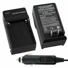 Battery Charger for SONY Li-Ion NP-FM500H NP-F550 NP-F570 T1