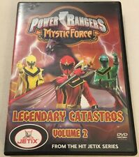 Power Rangers Mystic Force: Legendary Catastros (Vol. 2) (DVD, 2006)