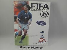 Fifa Road to World Cup 98 Electronic Arts Dos Retrogame