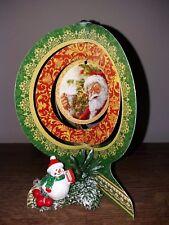 Weihnachtsdeko Globus Aufsteller Dekoration Weihnachten Geschenk Idee