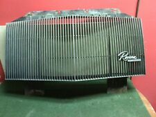 1985 Buick Riviera chrome grille with emblem Used OEM