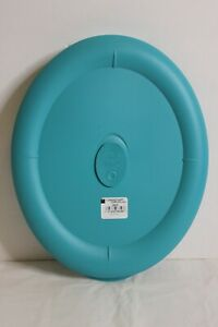 PYREX Pro Oval 3Qt /12 Cup Turquoise Vented Replacement Lid For Glass Container
