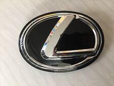 LEXUS  GX 460 Lx570  Front Grille Emblem Black Chrome. # 53141-60090