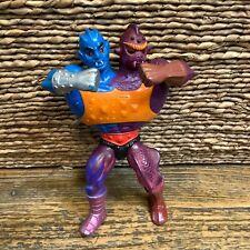 TWO BAD MOTU VTG 1984 HE MAN MASTERS OF THE UNIVERSE FLAT BACK FIGURE