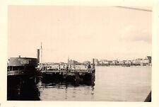 Anlegestelle Hafen von Antwerpen Belgien