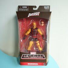 New Marvel Legends Daredevil yellow suit action figure Walgreens exclusive