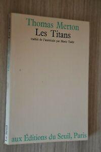 Thomas  Merton / Les Titans / Ref H30