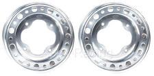 (2) ITP BAJA (Set) 10x5 3+2 Front Rims Wheels Honda 450R TRX450R TRX450ER