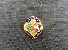 1965 AOF Ancient Order of Foresters Margate High Court Enamel Badge VGC 1960s