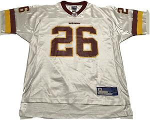 Reebok NFL On Field Washington Redskins Clinton Portis Football Jersey Nice