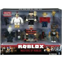 ROBLOX Citizens of Roblox /& Masters of Roblix6 Figure Multipack