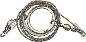 BCB Original Commando Wire Saw for Bushcraft emergency survival kit & Scouts