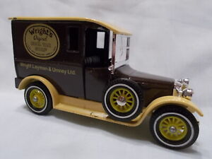 MATCHBOX MODELS OF YESTERYEAR Y5-4 1927 TALBOT VAN WRIGHT'S SOAP ISSUE 6*