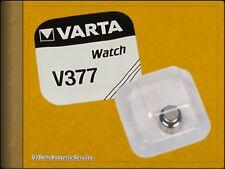 20 x Varta Uhren Batterie Knopfzelle V377 SR66 SR626SW  AG4 1,55V  bis 2020