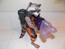 """2014 Hasbro Guardians Of The Galaxy Big Blastin Rocket Raccoon Action Figure 10"""""""