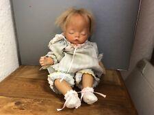 Dianna Effner muñeca de porcelana 30 cm. top estado