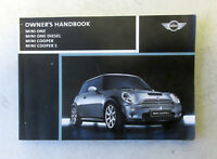 Genuine Used MINI Owners Handbook for R50 (Petrol & Diesel) R53 - Pre LCI