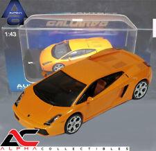 AUTOART 54563 1:43 LAMBORGHINI GALLARDO V10 METALLIC ORANGE