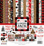 """Echo Park Little Lumberjack 12 x 12"""" Collection Kit Paper Pack  NEW"""