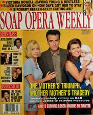 Soap Opera Weekly Magazine October 1997 Guiding Light Sunset Gabi Cries Rape NM