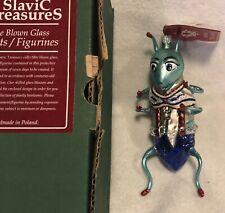 "99' Slavic Treasures ""Whopper Hopper� Pre-Owned Retired Box/Tag Poland 6.5�"
