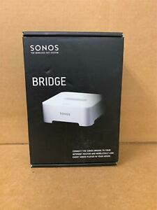 Sonos BRIDGE Wireless HiFi System - White BRIDGUS1. sw v4.0