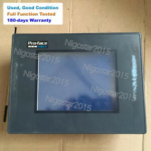 Used PRO-FACE Graphic Panel GP37W2-BG41-24V Touch Panel 180 Days Warranty