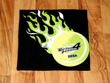 Virtua Tennis 4 Rare Promo T-Shirt Size M PlayStation 3, Xbox 360, Wii, Sega