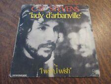 45 tours CAT STEVENS lady d'arbanville