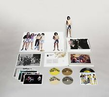 "Sticky Fingers Super Deluxe CD/DVD 7"" VINYL Box +Book by The Rolling Stones NEW"