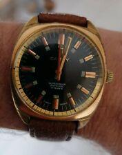 Montre Cauny Mecanique. Années 60-70 Bon état. Vintage Watch