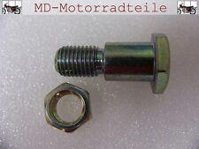 Honda CB 750 Four K0 K1 K2 - K6 Befestigungsbolzen und Mutter für Seitenständer