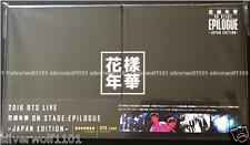 Bangtan Boys 2016 BTS LIVE Kayo Nenka on stage epilogue Japan Edition [2 DVD]